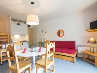 Vakantie in de bergen Appartement 1 kamers 4 personen (15) - Vostok Zodiaque - Le Corbier - Buiten zomer