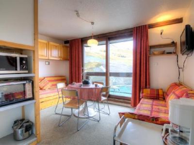 Vakantie in de bergen Appartement 1 kamers 4 personen (42) - Vostok Zodiaque - Le Corbier - Buiten zomer