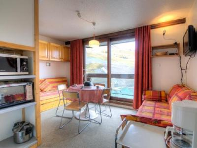 Rent in ski resort 1 room apartment 4 people (42) - Vostok Zodiaque - Le Corbier - Summer outside