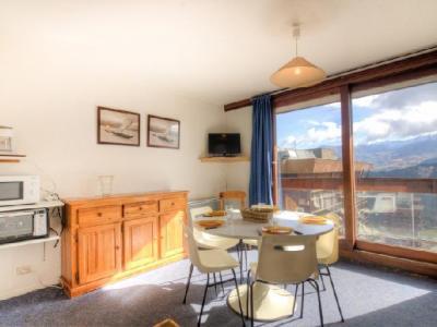 Vakantie in de bergen Appartement 2 kamers 5 personen (50) - Vostok Zodiaque - Le Corbier - Buiten zomer