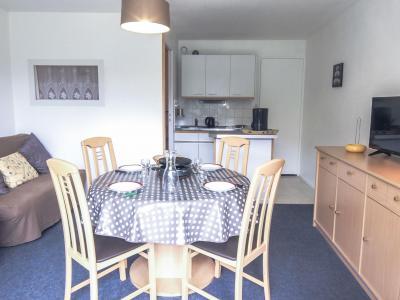 Vakantie in de bergen Appartement 2 kamers 4 personen (52) - Vostok Zodiaque - Le Corbier