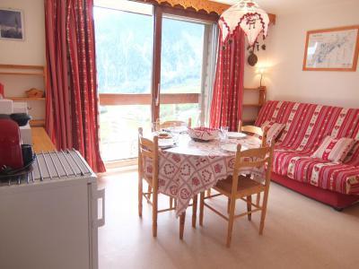 Vakantie in de bergen Appartement 1 kamers 4 personen (79) - Vostok Zodiaque - Le Corbier
