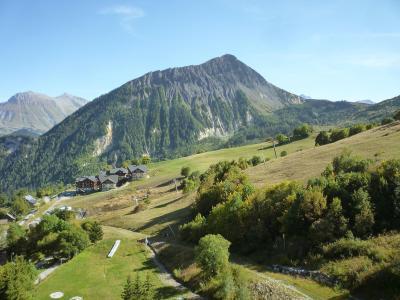 Vakantie in de bergen Appartement 3 kamers 6 personen (70) - Vostok Zodiaque - Le Corbier