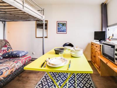Vakantie in de bergen Appartement 1 kamers 2 personen (85) - Vostok Zodiaque - Le Corbier