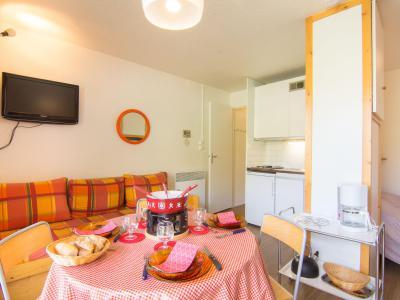 Vakantie in de bergen Appartement 1 kamers 4 personen (42) - Vostok Zodiaque - Le Corbier