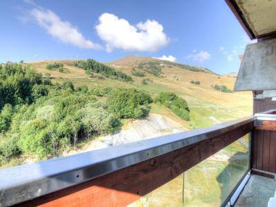 Vakantie in de bergen Appartement 3 kamers 6 personen (55) - Vostok Zodiaque - Le Corbier