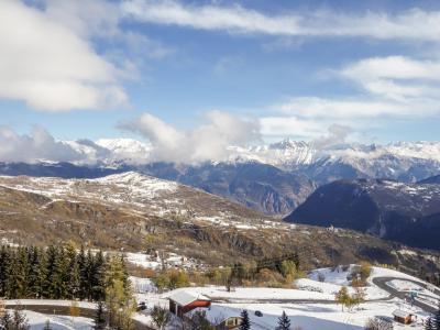 Vakantie in de bergen Appartement 1 kamers 2 personen (34) - Vostok Zodiaque - Le Corbier