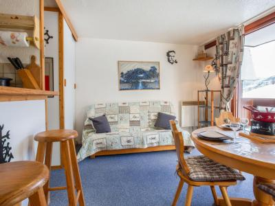 Vakantie in de bergen Appartement 1 kamers 4 personen (86) - Vostok Zodiaque - Le Corbier
