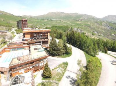 Vakantie in de bergen Appartement 1 kamers 2 personen (27) - Vostok Zodiaque - Le Corbier - Verblijf