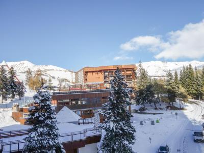 Vakantie in de bergen Appartement 1 kamers 2 personen (63) - Vostok Zodiaque - Le Corbier - Verblijf