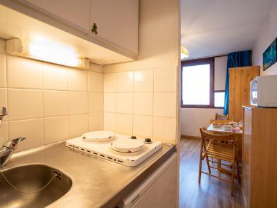 Vakantie in de bergen Appartement 1 kamers 2 personen (73) - Vostok Zodiaque - Le Corbier - Verblijf