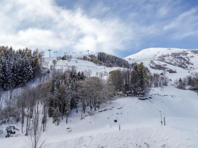 Vakantie in de bergen Appartement 1 kamers 4 personen (84) - Vostok Zodiaque - Le Corbier - Verblijf