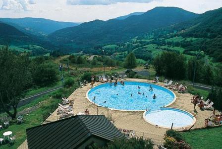 Location au ski Vvf Villages Font De Cere - Le Lioran - Extérieur été