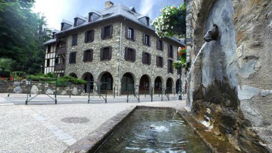 Location au ski VVF Villages l'Aure Pyrénéen - Saint Lary Soulan - Extérieur été