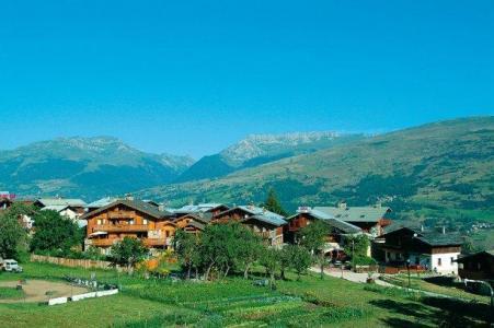Location au ski Vvf Villages L'eterlou - Montchavin - La Plagne - Extérieur été