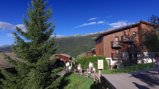 Location au ski VVF Villages le Balcon du Mont-Blanc - Montchavin La Plagne - Extérieur été