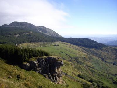 Location au ski VVF Villages les Drailles du Mézenc - Les Estables - Extérieur été