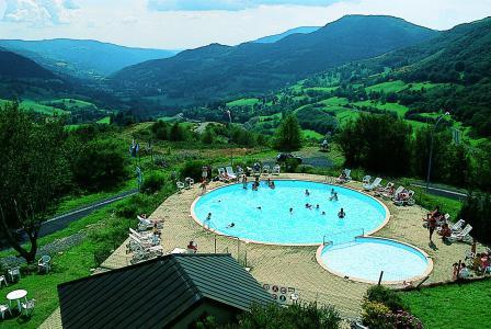Vakantie in de bergen VVF Villages les Monts du Cantal - Le Lioran - Buiten zomer