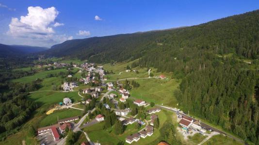 Location au ski VVF Villages les Monts du Jura - Lélex - Extérieur été