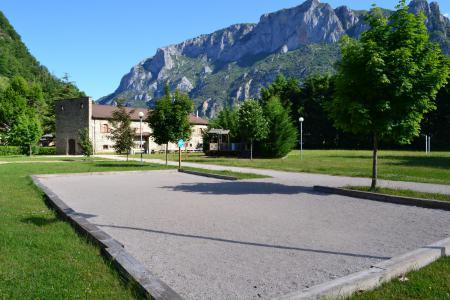 Location au ski VVF Villages les Pyrénées Ariégeoises - Ax-Les-Thermes - Extérieur été