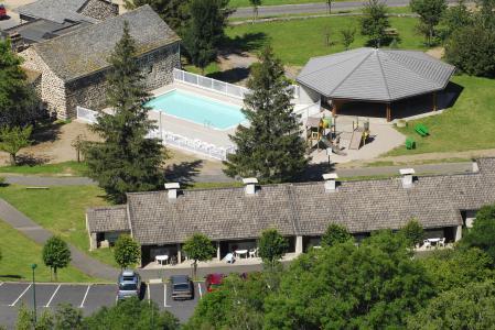 Location au ski VVF Villages les Sucs du Velay - Les Estables - Extérieur été