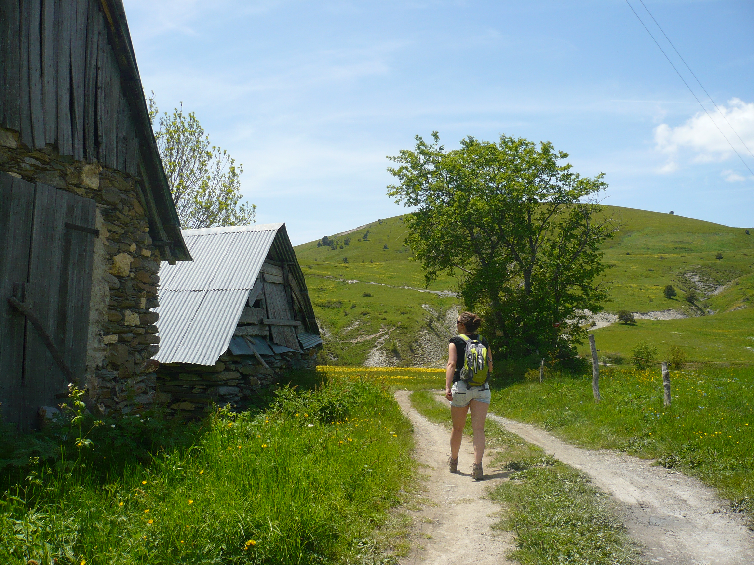 mountain vacation Chabanon-Selonnet