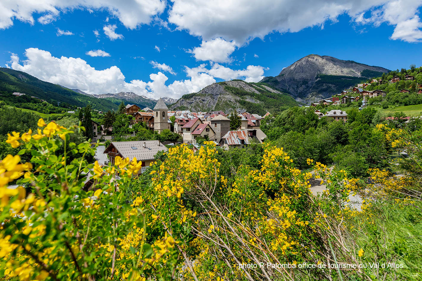location vacances Val d'Allos