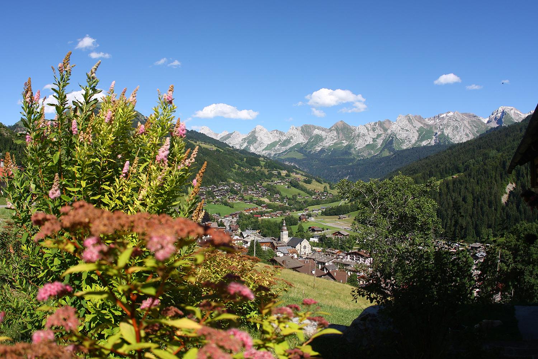 mountain vacation Le Grand Bornand