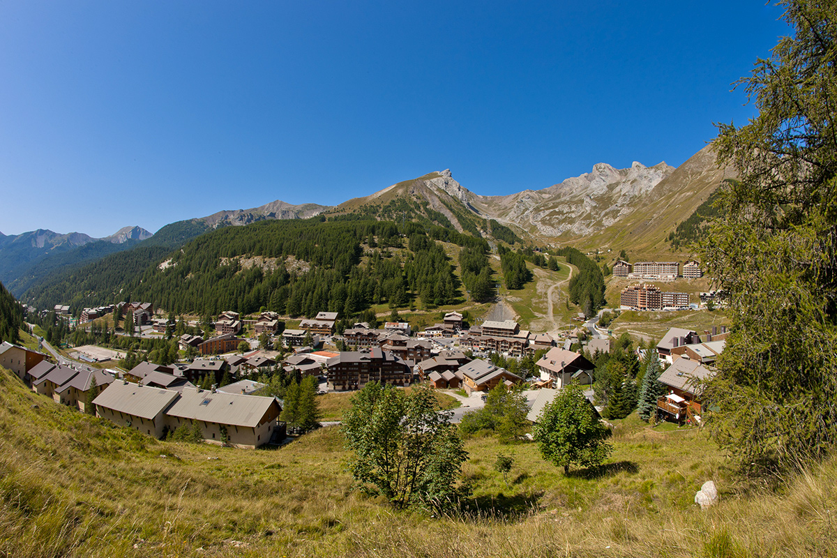 mountain vacation Val d'Allos
