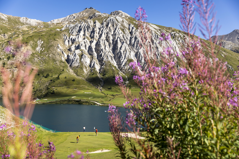 mountain vacation Tignes