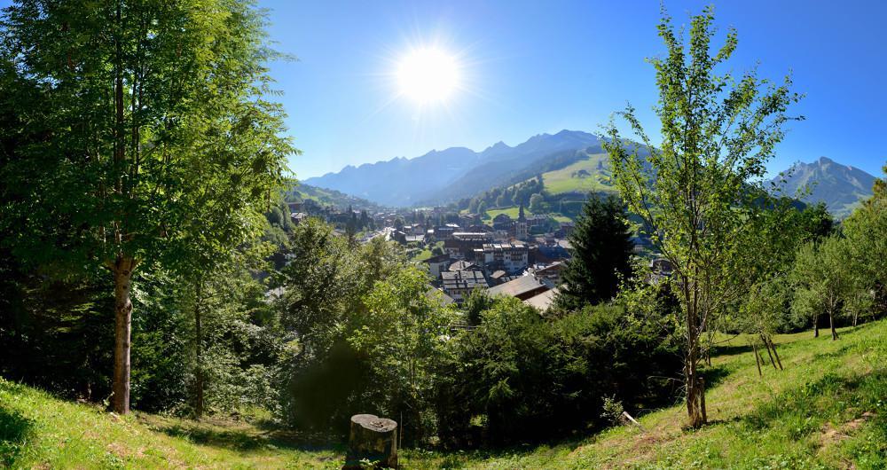 mountain vacation La Clusaz