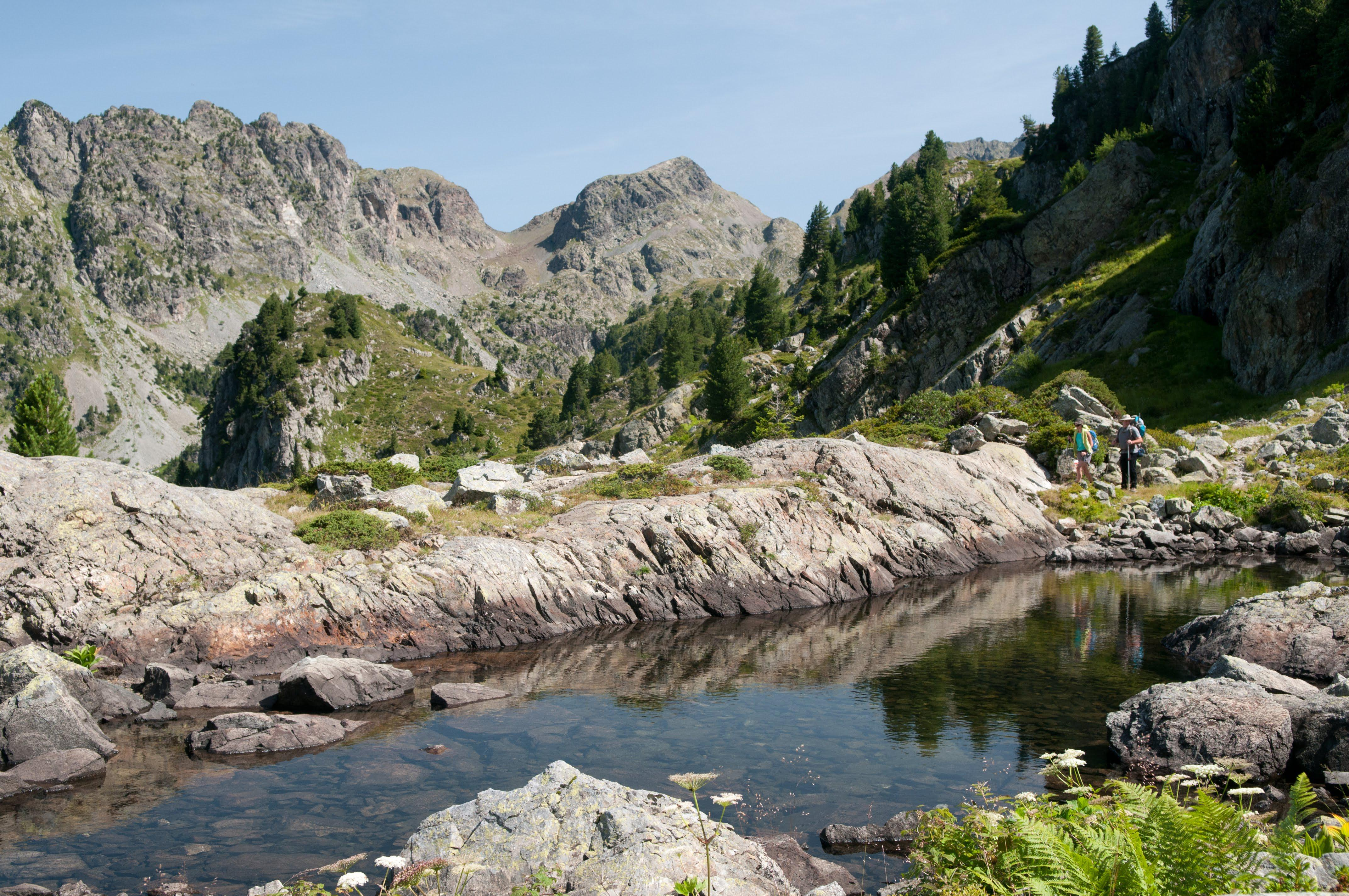 mountain vacation Chamrousse